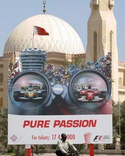 Formula 1 in Bahrein