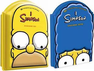 DVD - Teste dei Simpson