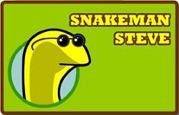 Snakeman Steve