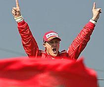 G.P. San Marino - M. Schumacher