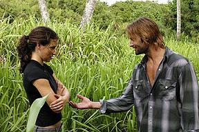 Lost - Kate e Sawyer