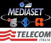 Mediaset - Telecom Italia