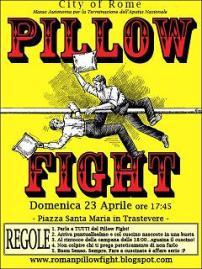 Roman Pillow Fight