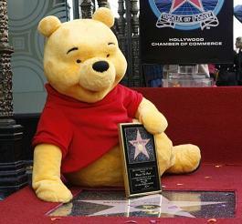 Winnie the Pooh e la sua stella