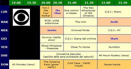 CBS - 2006/07
