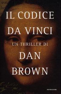 Il Codice Da Vinci - copertina