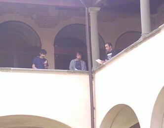 Faso, Rocco Tanica, Elio a Pisa