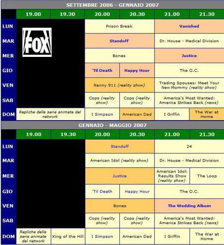 FOX - 2006/07