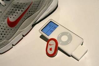 La nuova scarpa Nike dialoga con l'iPod