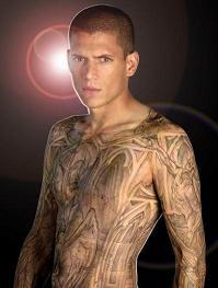 Il tatuaggio di Michael Scofield