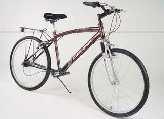Bicicletta senza catena
