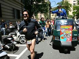Fiorello e Marco Baldini