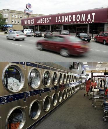 La lavanderia più grande