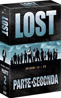 Lost DVD - Episodi 13-25