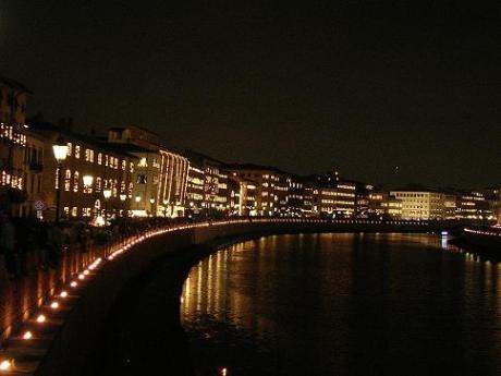Luminara di San Ranieri