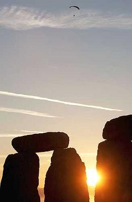 Solstizio a Stonehenge