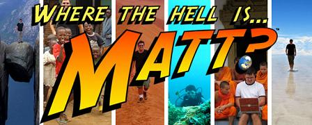Where the Hell is Matt?