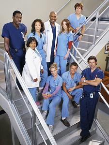 Grey's Anatomy, stagione 2 - il cast