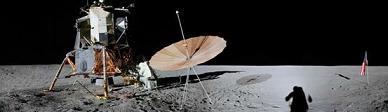 La Luna a 360 gradi