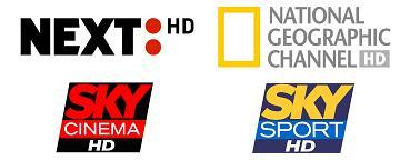 Sky HD, i nuovi canali