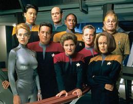 Star Trek Voyager, 7a stagione