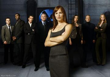 Alias - Il cast della 5a stagione