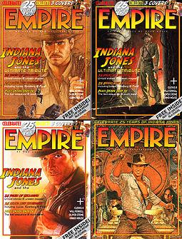 I 25 anni di Indiana Jones