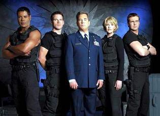 Stargate SG-1, il cast della 10a stagione