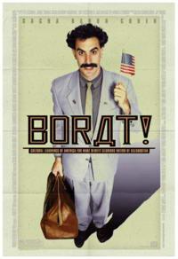 Borat, locandina