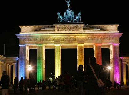 Festival delle Luci a Berlino