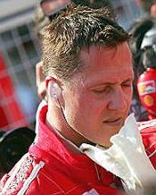 G.P. del Giappone, Michael Schumacher