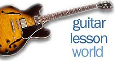 Guitar Lesson World