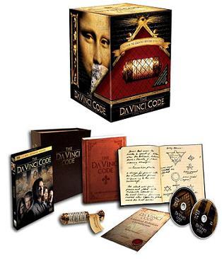 """""""Il Codice Da Vinci"""" Collector's Edition DVD"""