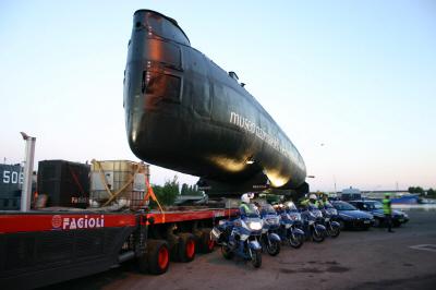 "Il sommergibile ""Enrico Toti"""