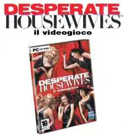 """Desperate Housewives - Il videogioco"""