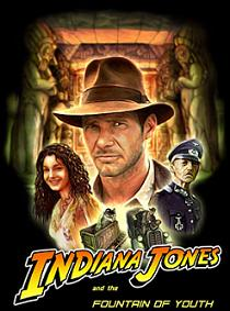 """Indiana Jones and the Fountain of Youth"""