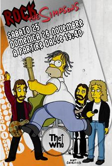 """Rock the Simpsons"""