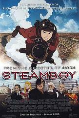 """""""Steamboy"""""""
