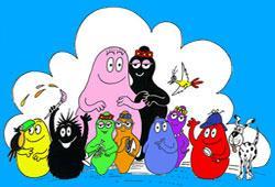 La famiglia Barbapapà