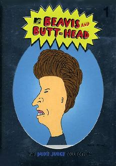 Beavis and Butt-Head - The Mike Judge Collection Vol. 1