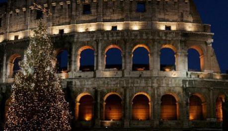 Natale alColosseo