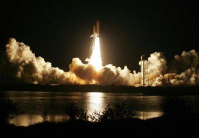 Nuovo lancio serale della Discovery