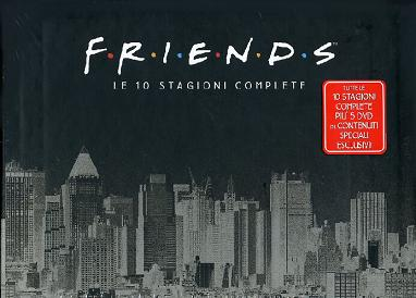 """Friends - Le 10 stagioni complete"""