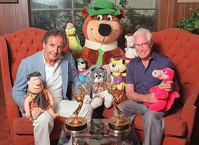 Joseph Barbera & William Hanna