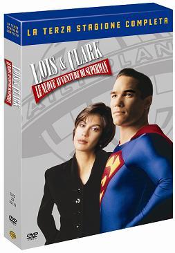 """""""Lois & Clark, le nuove avventure di Superman - La terza stagione completa"""""""