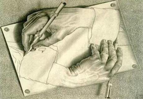 Mani chedisegnano