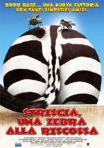 """Striscia, una zebra allariscossa"""