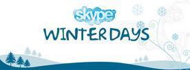Skype Winter Days