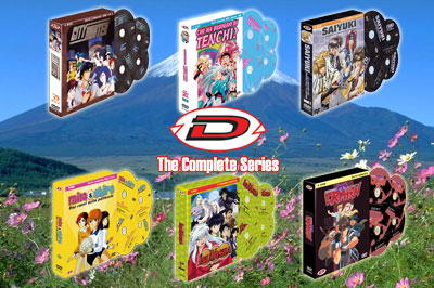 """""""Complete Series""""Dynit"""