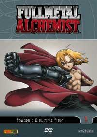 """FullMetal Alchemist, DVD1″"